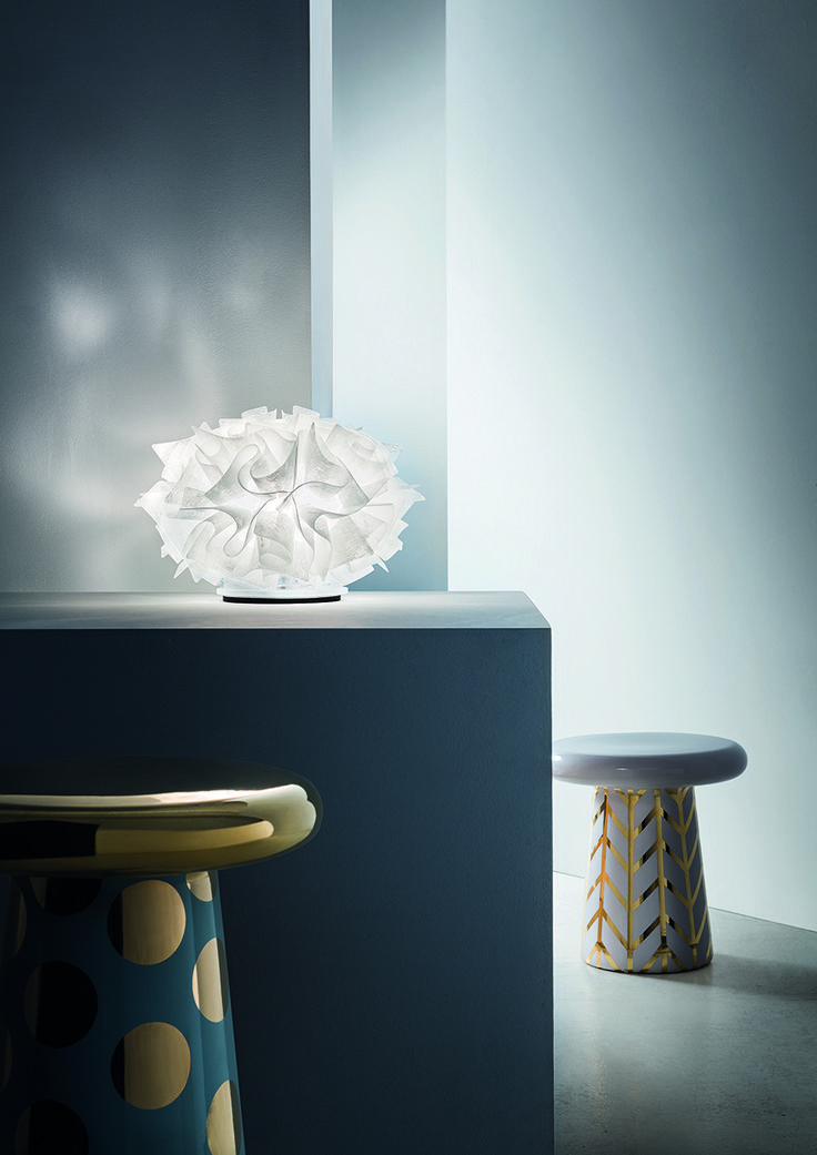 SLAMP Veli Couture Table Lamp