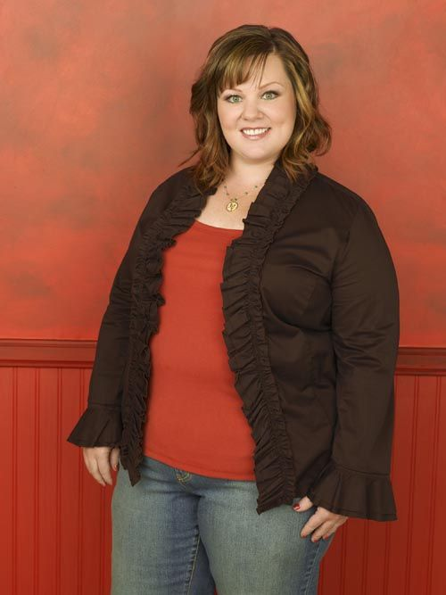 Melissa McCarthy cute outfit