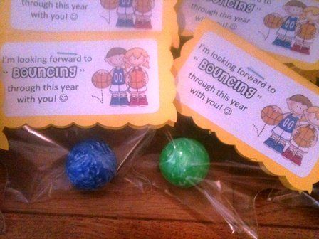 Yes! I am making this for my homeroom students at Open house tomorrow! Perfect for my sports themed classroom!!! :))