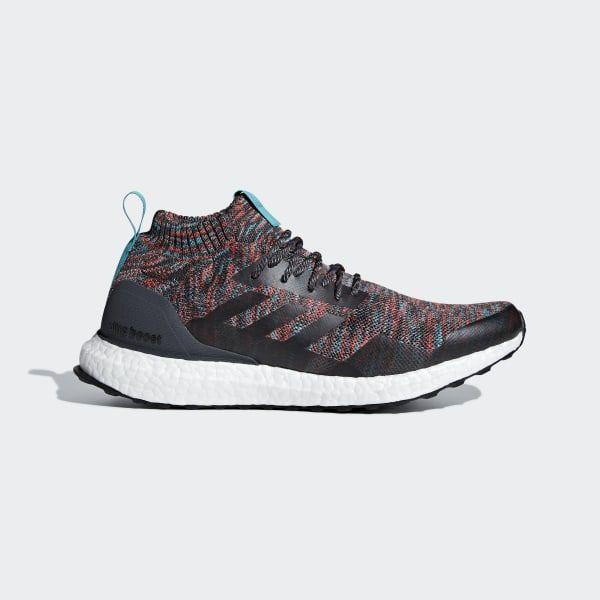 adidas Ultraboost Mid Shoes - Grey