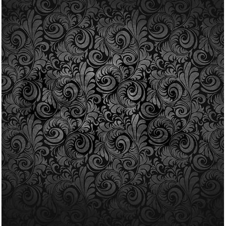 Dark Victorian Shower Curtain By ElegantShowerCurtains