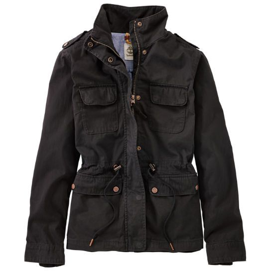 Shop Timberland for the Mount Mansfield women's field jackets: Super-cute coats to top off your look.