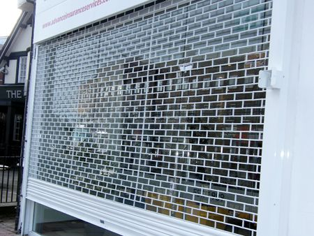 Security shutters,roller shutters london