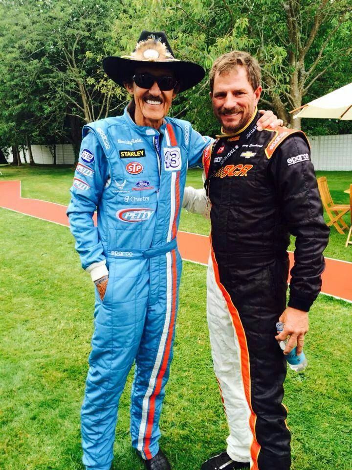 """the petty family in nascar He's known as """"the king,"""" the most decorated driver in the history of nascar, with 200 career races & seven nascar cup championships nascar hall of famer richard petty shares his personal."""
