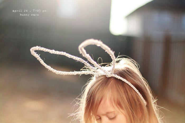 fun and easy bunny ears