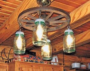 25 Best Ideas About Wagon Wheel Light On Pinterest