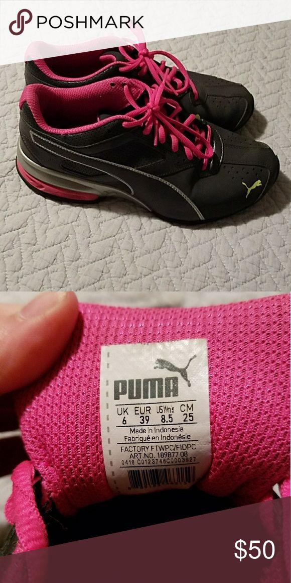 Puma shoes Dark gray Puma tennis shoes Puma Shoes Athletic Shoes