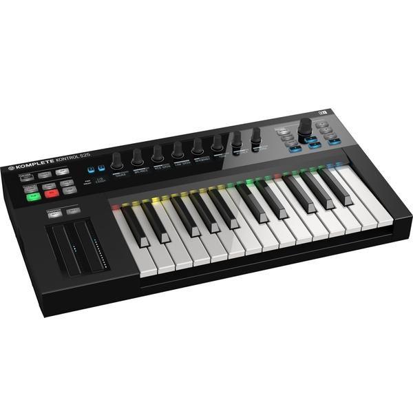 Native Instruments: Komplete Kontrol S25 Keyboard Controller