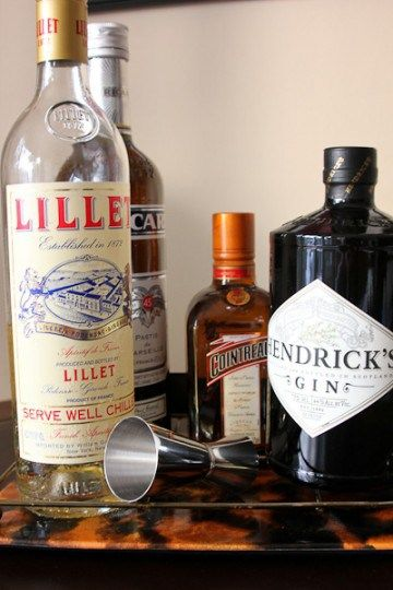 Corpse Reviver 2 - Ingredients