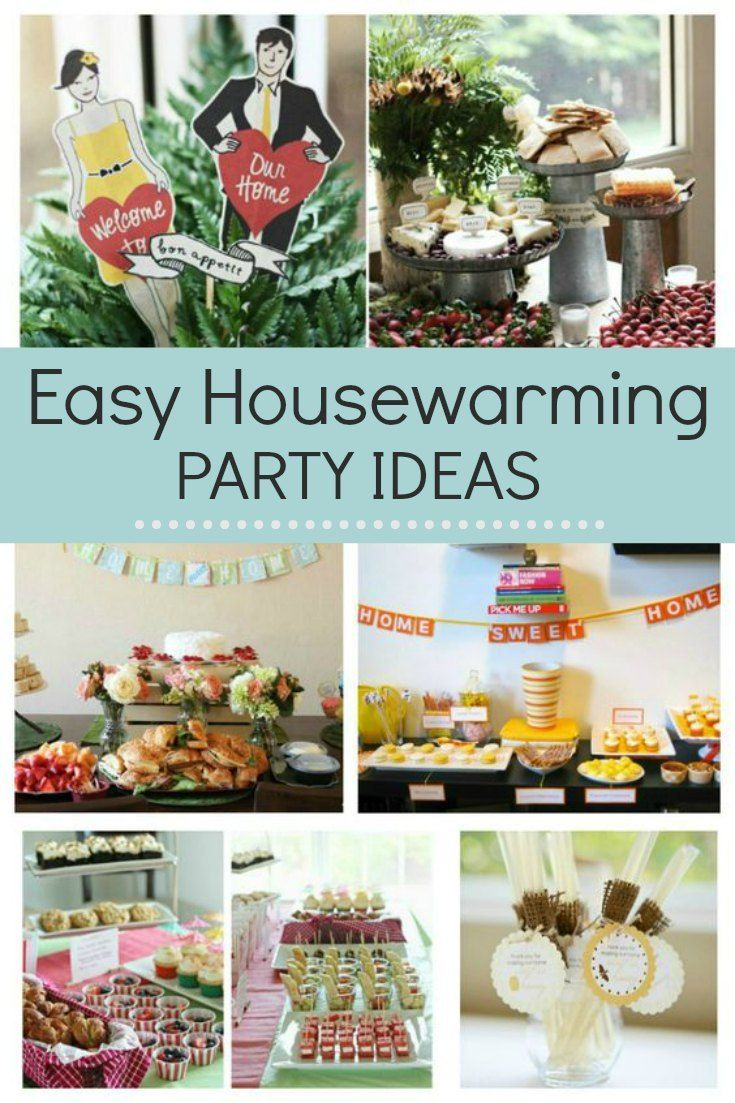 The Best Housewarming Party Ideas To