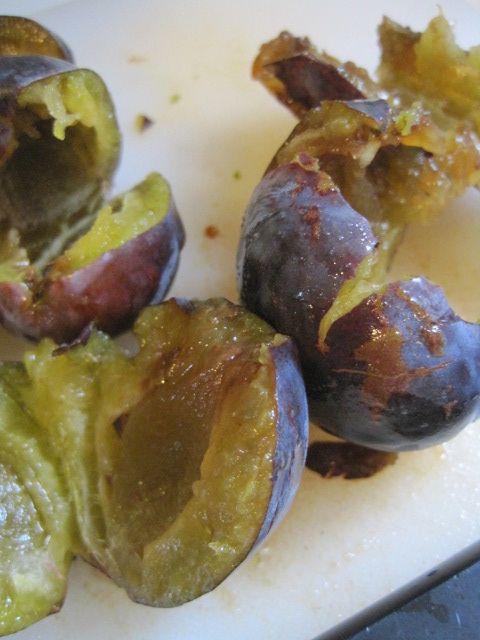 last jam of summer: prune plum
