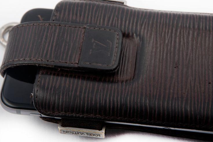 Louis Vuitton Vintage iPhone Hülle
