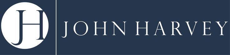 Logo revamp for John Harvey
