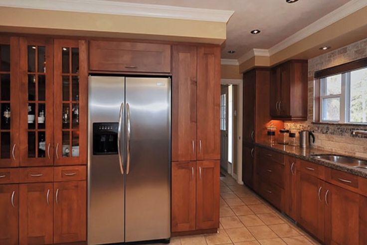 #kitchen #kitchendesign #kitchenrenovation #kitchenideas #dreamkitchen #designinspiration  #granitecounter  #design #designer #yorkregion #symphonyofcolour