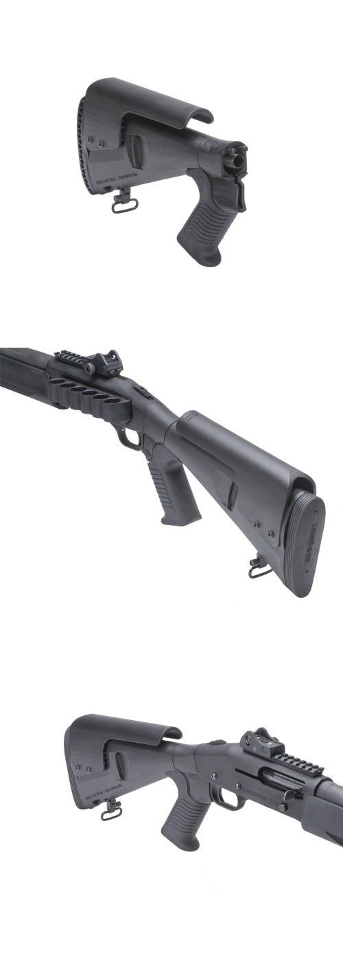 Shotgun 73954: Mesa Tactical Urbino Stock With Limbsaver Buttpad - Mossberg 930 (12-Ga, Black) -> BUY IT NOW ONLY: $176.95 on eBay!