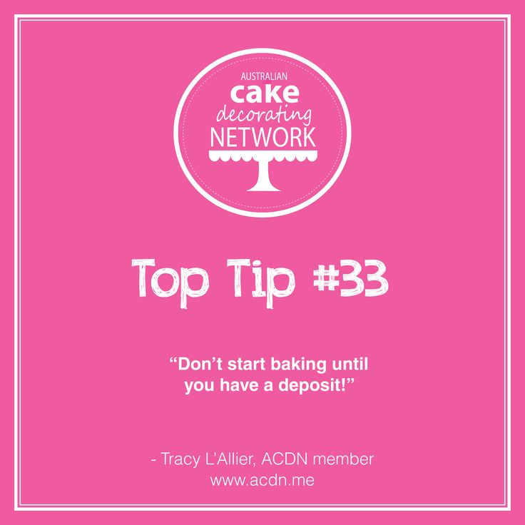 Top Tip shared by Tracy L'Allier - Join our wonderful membership community online at www.acdn.me