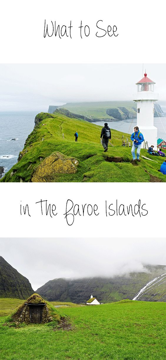 Wondering what to see in the Faroe Islands? :)  Tired of waiting in line, seeing more than two human persons in your visible spectrum or that nagging sunny summer weather?