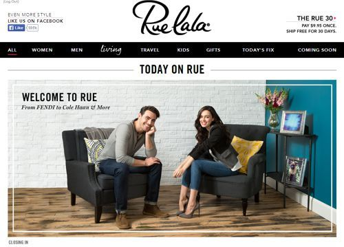"""Rue La La is a """"members only"""" website which offers """"private"""" sales daily on designer merchandise and other items. Read our Rue La La reviews from editors and readers."""
