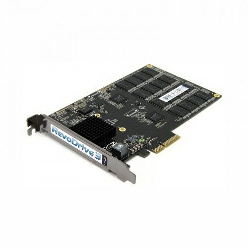 OCZ RevoDrive 3 Series 240GB PCI-E x4 Interface SSD: Read up to 1000MB/s, Write up to 900MB/s, SandForce 2281, OCZ SuperScale, 25nm MLC