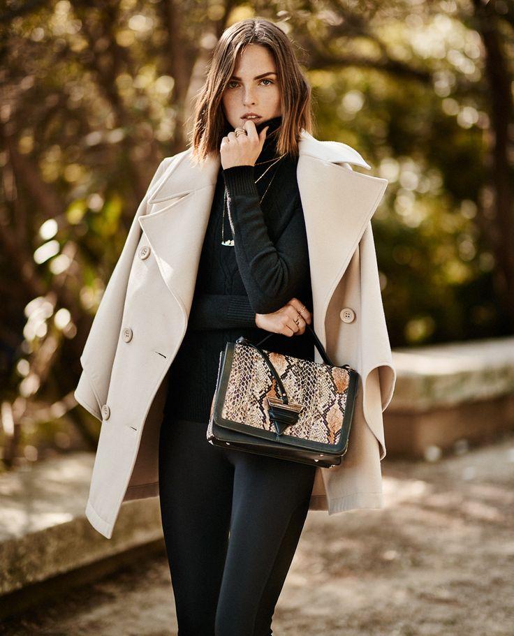 #streetstyle #fashion #trend #bag #animalprint #fullahsugah