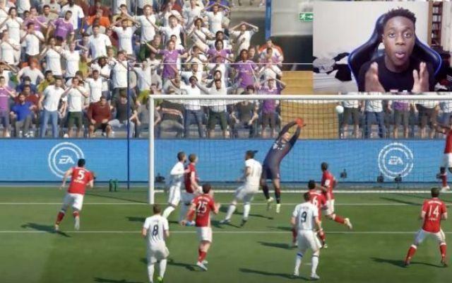 FIFA 17, ecco come segnare da calcio d'angolo al 99.9% A meno di una settimana dall'uscita, la versione demo di FIFA 17 ha evidenziato un bug: un video dimostra come segnare da calcio d'angolo usando sempre la stessa tecnica.  Ormai ci siamo. Manca men #fifa17 #trucchi
