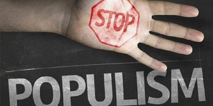 Populismo : il vero significato e il segreto per batterlo definitivamente, da…