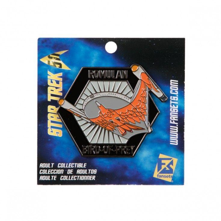 Star Trek Romulan Collector's Pin