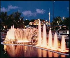 Commercial Fountains, Oase Fountains, submersible pumps, industrial pumps, Australia  Australian Industrial Pump Systems are the  Australian distributor for OASE commercial fountain technology. This encompasses the design and selection of pumps, nozzles and lighting systems to create a stunning visual effect from water.  Water features can be enhanced by the effect of nozzles spraying the water and introducing oxygen back into the reservoir by splash effect.