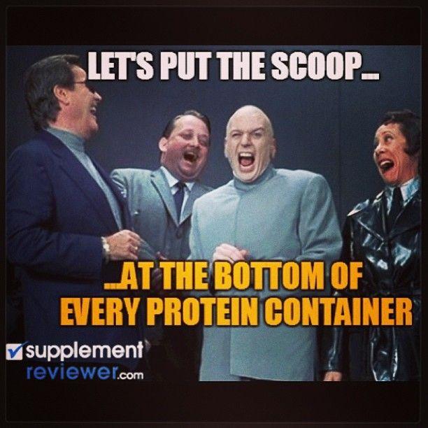 Mwahahahaha! #firstworldproteinproblems www.vitamart.ca Follow us on: http://instagram.com/vitamart