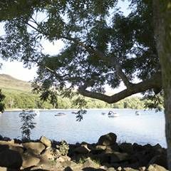 Milarrochy Bay Campsite | Explore Glasgow from Milarrochy Bay Campsite - The Camping & Caravanning Club