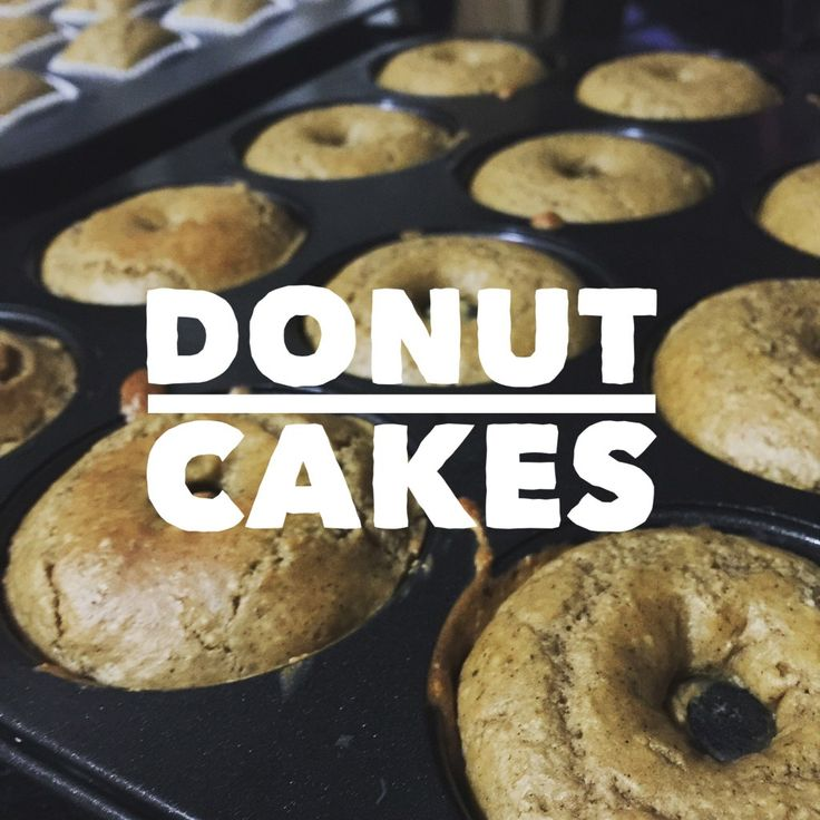 RECIPE : low carb diet, protein diet http://martinetrinder.com/donut-cakes-low-carb-recipes/
