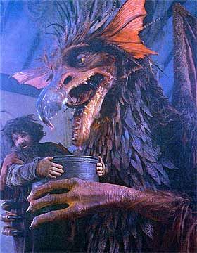 From Jim Henson's Storyteller series.