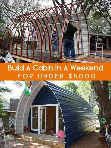 Cabin retreat mother in law suite diy pinterest cabin for Mother in law cottage cost