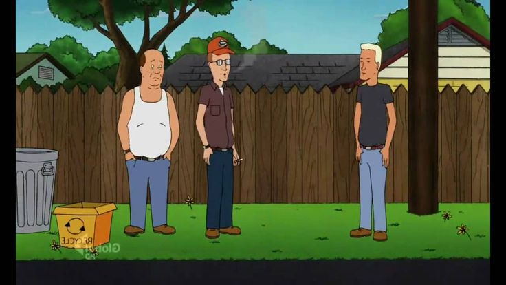 King Of The Hill Theme Song -Full HD-