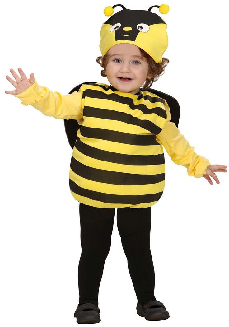 Disfraz de abeja para niño