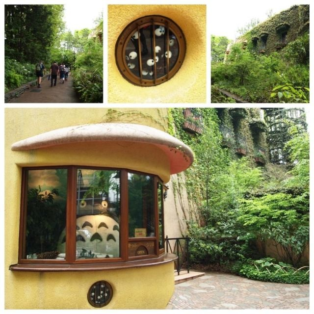 Ghibli Museum. Transport: Kichijoji station (Chuo line), north exit then 15mins walk or Mitaka station (Chuo line), south exit then community bus. YAAAASS SO GOING HERE