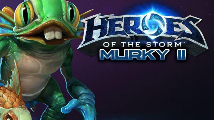 Heroes of the Storm - Murky II (Hero League - Preseason)