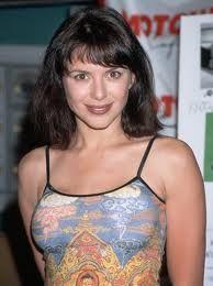 Kari Wuhrer - http://www.bubblews.com/news/2359634-whatever-happened-to-kari-wuhrer-of-mtv-and-sliders-fame
