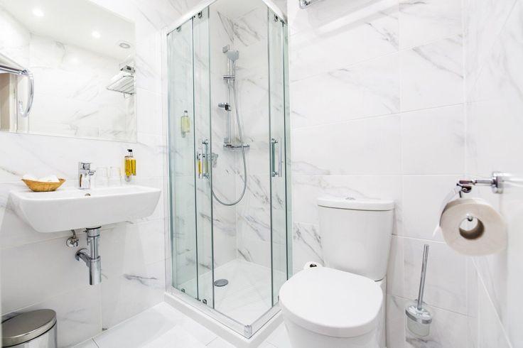 Hotel Kampa - Stará zbrojnice - koupelna
