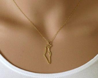 14 k oro lleno / sterling plata 925 cadena opalino por Salshelima