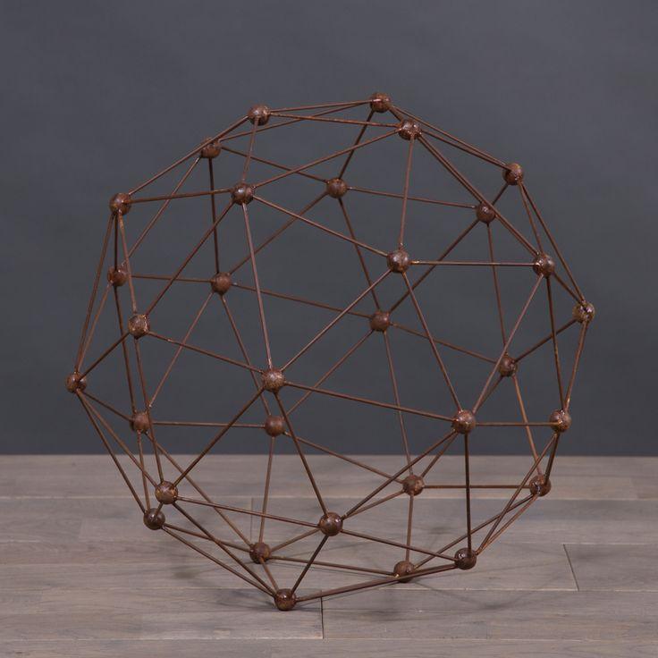 Ateliers C & S Davoy - Formes Atomique - Atomic Shapes #atelierscsd #curiosité #curiosity #collection #decoration #interior