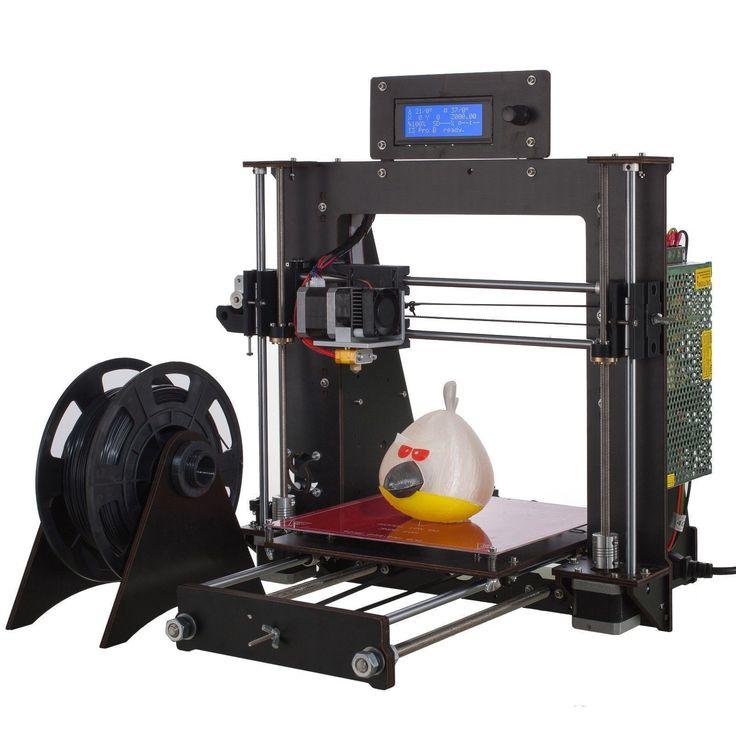 Hola aquí os traigo un buen precio de una impresora 3D que ya sabéis que están los precios un poco por las nubes, y he encontrado esta. Tiene un manejo