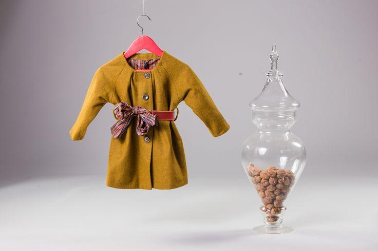 Little Honey coat.