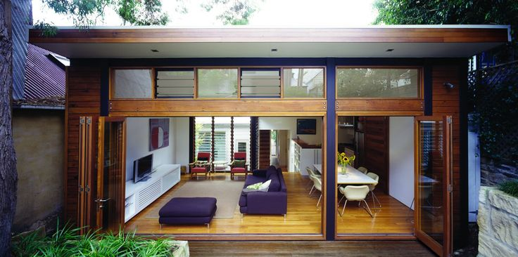 contemporary modern weatherboard homes - Google Search