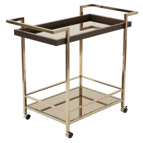 Found it at Joss & Main - Isabele Serving Cart