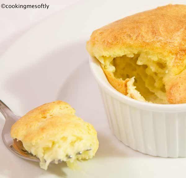 Souffle di formaggio 2