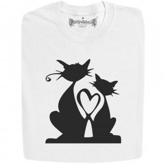 Love Cats T-Shirts and Hoodies