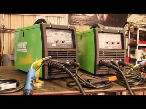 The Top MIG/STICK Welder of 2017?!? Everlast's New, Simple, Rugged Power iMIG 230i - YouTube
