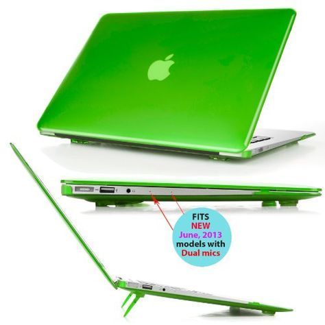 iPearl mCover Hard Shell Cover Case with FREE keyboard cover for 13.3-inch Apple MacBook Air A1369 & A1466 - GREEN mCover® http://www.amazon.com/dp/B004J0IMYS/ref=cm_sw_r_pi_dp_Ix1Jub1CEA50Q It has to be this exact model but I would prefer not green