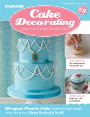 Deagostini Cake Decorating Magazine